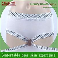 High quality 6 pcs/lot ladys' underwear female sexy briefs knickers Bamboo fiber women's Underpants free shipping M,L,XL,XXL