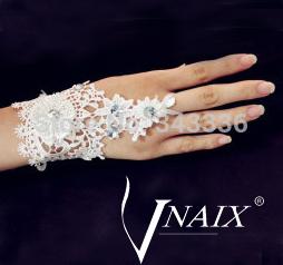 Свадебные перчатки Vnaix G3002 2015