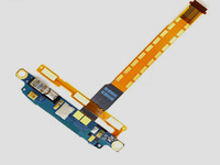 Touch Sensor Keyboard Keypad Vibrator Mic Microphone Flex Cable Ribbon For HTC One S Z560e Replacement + Free Shipping