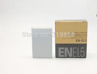 Replacement camera battery 1100Ah EN-EL5 ENEL5 en el5 for Nikon COOLPIX P80 P90 P100 P500 P510 P520 batteries