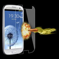 s3 I9300 0.26 mm /0.33mm 2.5D HD Tempered Glass Screen Protector Protective Film FREE SHIPPING