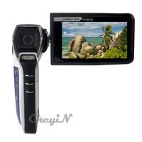 New Portable Waterproof Digital Video Camera Filmadora Real Full HD 1080P Camcorder Flash DV Recorder Built-In Battery 0.4-DVR23