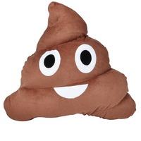 1pc Cute Emoji Cushion Poo Shape Pillow Stuffed Doll Toys Xmas Christmas Gifts Free Shipping