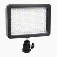 WanSen W160 LED Video Camera Light 12.5W 1280Lux 5600K/3200K 60 Degrees 83130