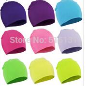 2pcs new brand baby hat kids cap boys and girls skullies newborn caps children accessories