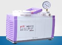 Diaphragm Vacuum Pump Oil Free Dual Head 60 L/min   1.0A Antiseptic