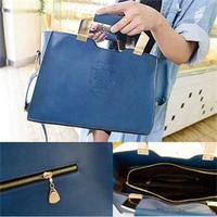 FA Portable New Fashion Womens Lady Handbag Clutch Shoulder Bag Cross Body Satchel Bags AF