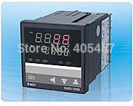 SWD7000 intelligent two-digital display temperature controller,REX temperature controlled instrument