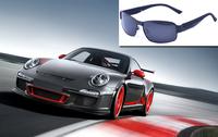 100 pcs EMS Fashion Driving Sunglasses Men Gray/Brown Lens Cycling Goggle Sunglass Polarized Eyewear lentes de sol men ESDV8485