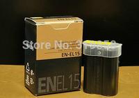 1pcs Replacement EN-EL15 ENEL15 EL15 camera battery for Nikon D600 D800 D800E D7000 D7100 V1