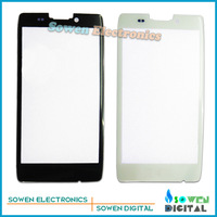 Outer LCD Screen Lens Top front Glass for Motorola Droid Razr HD XT925,Free Shipping,best quality