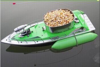 mini barca del rc con lenze a canna da pesca 300m fish finder remote barca lure di pesca in barca 6 8 ore