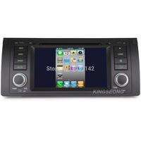 "Mirror Screen+Android 4.2.2 OS 7"" Car DVD Player GPS for BMW 5er E39 E53 M5 E38 Car pc stereo Radio DVR Free 8GB SD Card 1GB RAM"