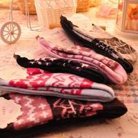 women wool christmas fuzzy socks for woman winter warm calcetines winter dress wholesale women's wool sock soks sheep funny