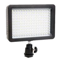 WanSen W126 LED Video Camera Light 9.5W 5600K/3200K 60 Degrees 180g NEW 83129