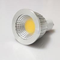 LED Bulb GU10 Lamp COB Spotlights 5W 85~265V Cool White Warm White Free Shipping