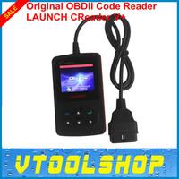 2014 Original LAUNCH CReader V+ OBD2 Code Reader 100% Original Free internet update X431 CReader V Plus Support Multi-Language