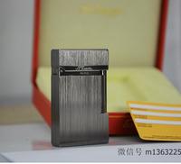 STDupont Dupont lighters copper broke import quality tungsten steel brushed