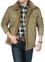 NEW Brand Jacket for Men Coats Casual Mens Thicken Woolen Fashion Jackets Winter Coat Men's Jacket Men Overcoat