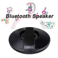 Nizhi Bluetooth Speaker Sardine SDY-021 HIFI Speakers Wireless Microphone FM Radio LED Screen Clock 3000mAh Battery USB TF Slot