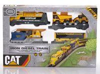 IRON TRAIN ,CAT model express train toys  .juguetes cars train for boys Christmas gift