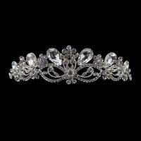 Free shipping 2014 new arrival cheap crystal tiara wedding gastby hair crown Vintage bridal rhinestone hair accessories XB47
