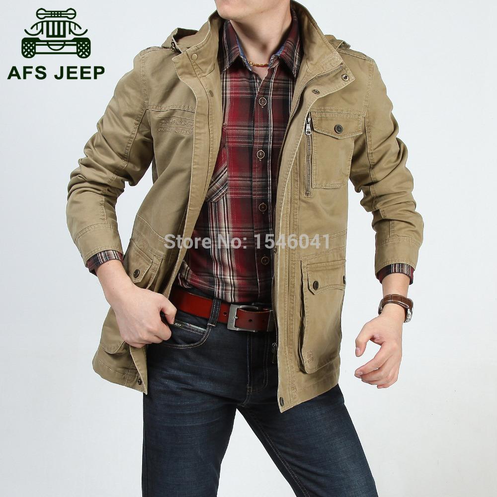 Mens jacket cotton - Mens Casual Cotton Jackets