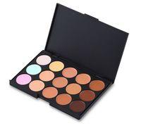 New Professional Nake 15 Colors Concealer for face eyeshadow Palette Concealer makeup Palette Camouflage