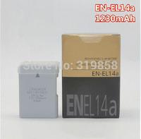Replacement EN-EL14a EL14a ENEL14A camera Battery batteries for D5300 D5200 D5100 D3300 D3200 D3100 P7100 P7700 P7800 P700