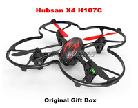 New Arrival Hubsan X4 H107C HD 2.0MP Built-in Aerial Camera Upgraded Version 2.4G 4CH RC Quadcopter Mini UFO RC Drone