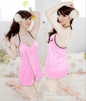 Graceful angel super sexy lingerie sexy charm before split Taobao explosion models Sexy pajamas8007