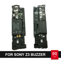 100% original For sony for xperia z3 Loud Buzzer Ringer Speaker Flex Cable Loudspeaker with frame Replacement parts