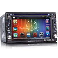 "6.2"" Capacitive 2Din Android 4.2.2 Car DVD GPS SAT NAV Autoradio for NISSAN 1.6GHz/1080P/Mirror Link/WiFi/3G/DVR/DTV-IN/BT/SWC"