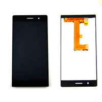Free Shipping for Huawei Ascend P7 LCD  touch screen With digitizer assembly