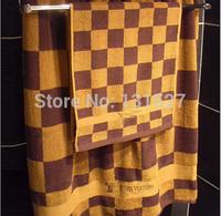 wholesale luxury brand towels towel beach cake towel hotel gift towel