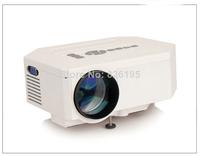 2014 Newest UC30 Mini Pico portable proyector Projector AV VGA A/V USB & SD with VGA HDMI Projector projetor beamer Wholesale