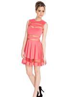 2015 Sexy Women Bohemian Dress Patchwork  Dresses Solid Color Party Dress Women Clothing DRESS-590382
