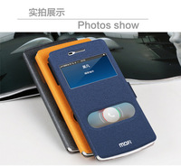 5Colors Original MOFI Leather Case for OPPO N3Case Protector Free shipping