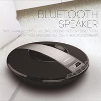HOT!!!! Sardine Nizhi SDY-021 HIFI Speakers Wireless Microphone Bluetooth FM Radio LED Screen Clock 3000mAh Battery USB TF Slot