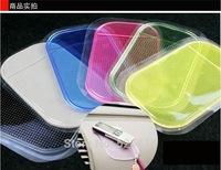 Free shipping Wholesale Magic Non slip sticky pad anti slip mat Car Anti slip Pad Washable Durable Use