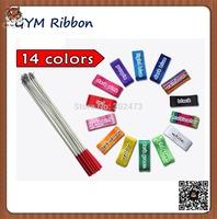 GYM ribbon ,dancing ribbon ,kids ribbon,14colors ribbon ,gymnastic ribbon