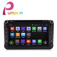 Android 4.4 Car DVD For Volkswagen VW Skoda POLO PASSAT CC JETTA TIGUAN TOURAN Bora Touareg GOLF 5 Fabia Superb GPS+External MIC