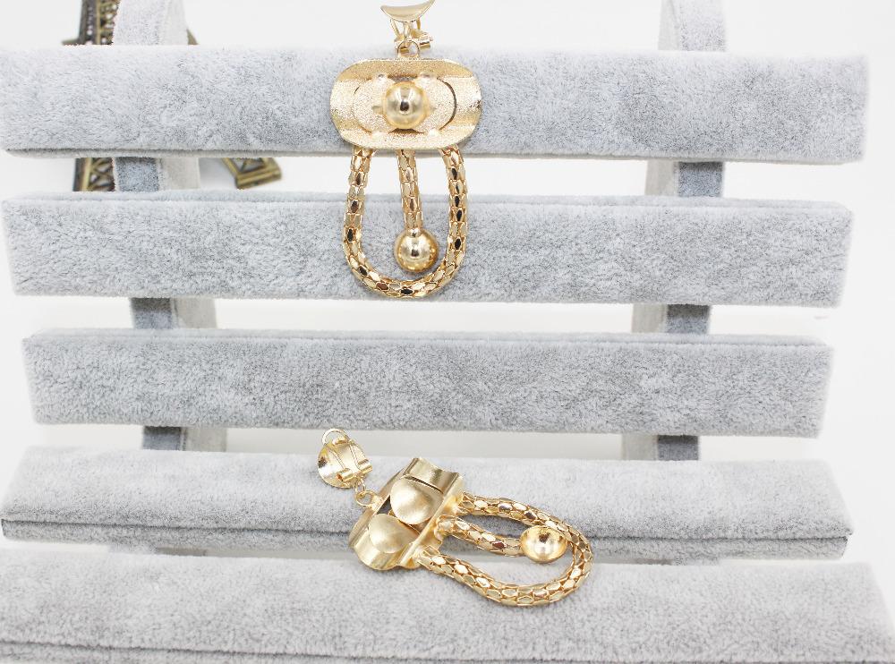 Christmas big discount! Fashion charm cute metal earrings jewelry wedding jewelry cheap wholesale women's 2015 free shipping hot(China (Mainland))