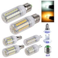 1x 5050SMD 60Leds Corn Light 10W E27E14B22 AC110V, 220V Lamps Bulb indoor lighting home kicthen Bombillas lampara