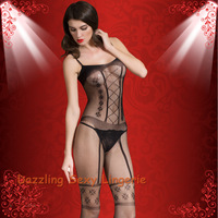 Women sexy lace bodysuit mesh black sexy lingerie fishnet bodystockings sexy products teddy lingerie YEMEI8848