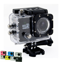 Gopro SJ6000 Mini Action Sports Camera 30M Waterproof Full HD 1080P Wifi Extreme Sports Camera DV DVR Camcorder Multi Color New
