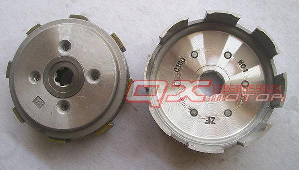 Free Shipping YINXIANG YX 140cc Horizontal Engine Clutch Assy Sets Kits KAYO Pit Pro GPX Dirt Pit Bike Engine Parts(China (Mainland))