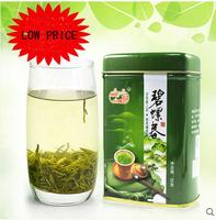 50g Spring biluochun tea 2014 green biluochun premium spring new tea green the green tea for weight loss health care products