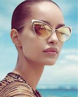 Fashion Sunglasses Women Brand Designer Sun Glasses Clubmaster Gafas De Sol Women Cat Eye Vintage Oculos De Sol Feminino 2517