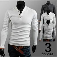 2014  New Korean Stylish Pullover Hoodies Men's Long-sleeved Hoodies Sweatershirts Coat personality
